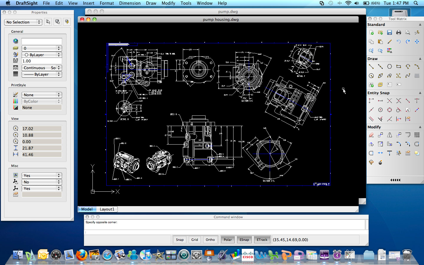 Draftsight For Mac Now Available Free 2d Cad Solidworks